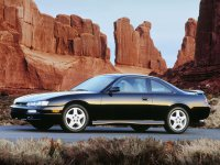 Nissan 240SX, S14a, Купе, 1997–1998