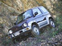Mitsubishi Pajero Junior, 1 поколение, Внедорожник, 1995–1998