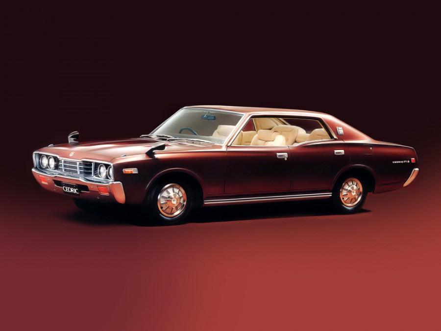 Nissan Cedric хардтоп, 1975–1979, 330 - отзывы, фото и характеристики на Car.ru