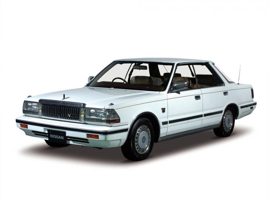 Nissan Cedric хардтоп, 1984–1999, Y30 [рестайлинг] - отзывы, фото и характеристики на Car.ru