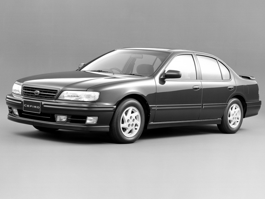 Nissan Cefiro седан, 1994–1996, A32 - отзывы, фото и характеристики на Car.ru