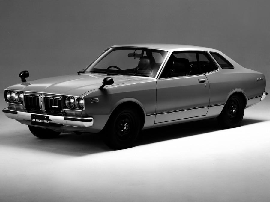 Nissan Bluebird купе, 1976–1978, 810 - отзывы, фото и характеристики на Car.ru