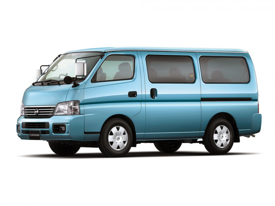 Nissan Caravan микроавтобус, 2001–2005, E25 - отзывы, фото и характеристики на Car.ru