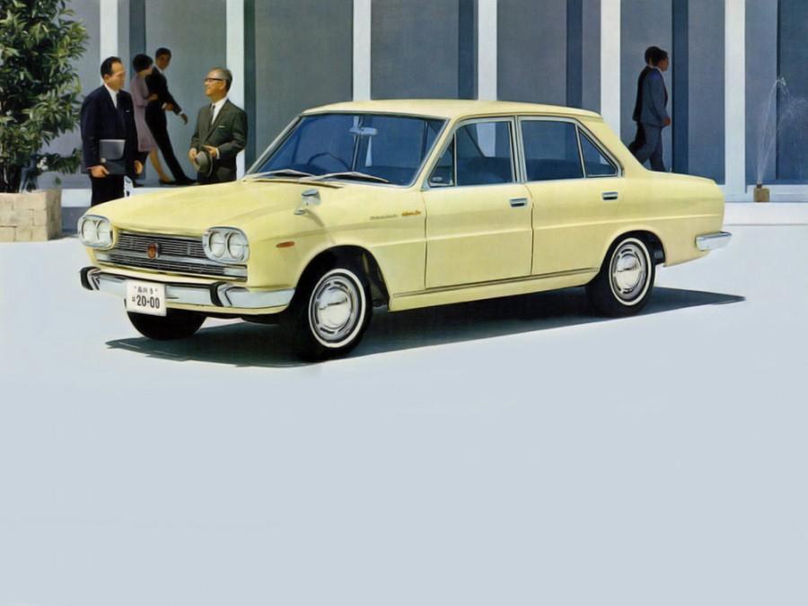 Nissan Cedric седан, 1966–1967, 130 [рестайлинг] - отзывы, фото и характеристики на Car.ru