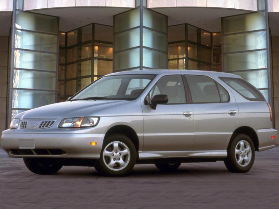 Nissan Altra кроссовер, 1 поколение - отзывы, фото и характеристики на Car.ru