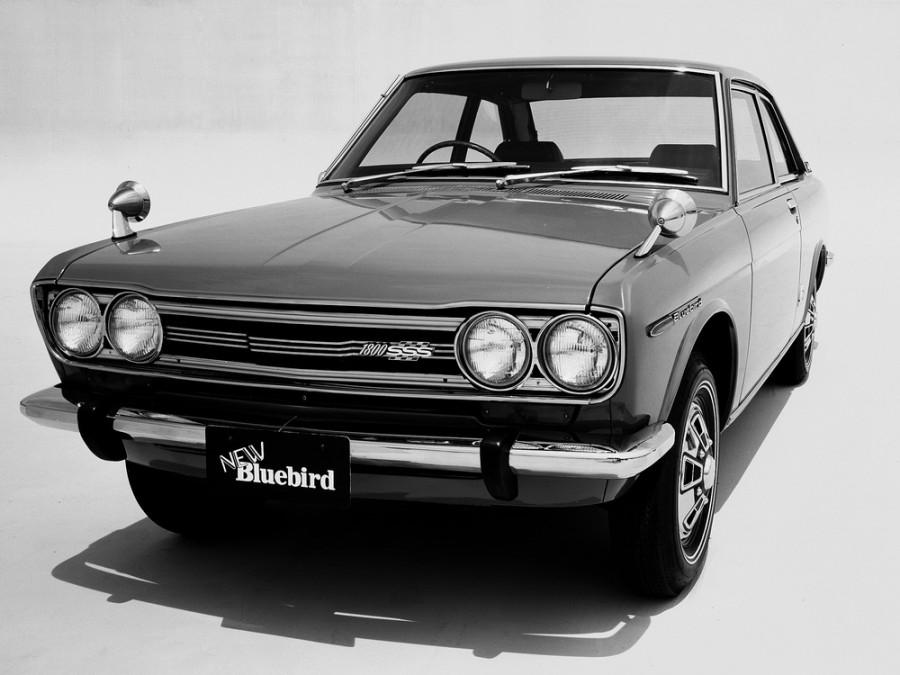 Nissan Bluebird купе, 1967–1972, 510 - отзывы, фото и характеристики на Car.ru
