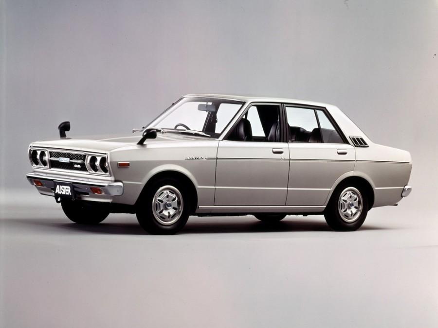 Nissan Auster седан, A10 - отзывы, фото и характеристики на Car.ru
