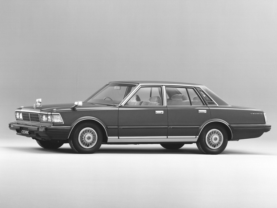 Nissan Cedric седан, 1981–1983, 430 [рестайлинг] - отзывы, фото и характеристики на Car.ru