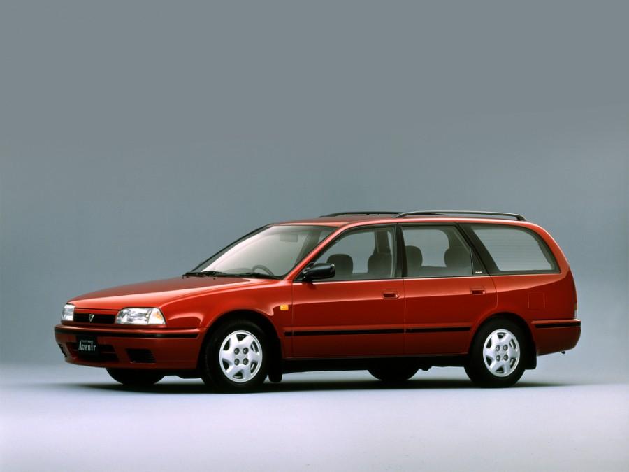 Nissan Avenir универсал, 1991–1998, W10 - отзывы, фото и характеристики на Car.ru