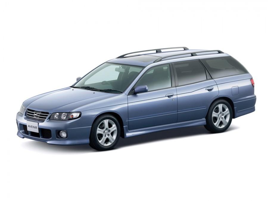 Nissan Avenir универсал, 1998–2005, W11 - отзывы, фото и характеристики на Car.ru