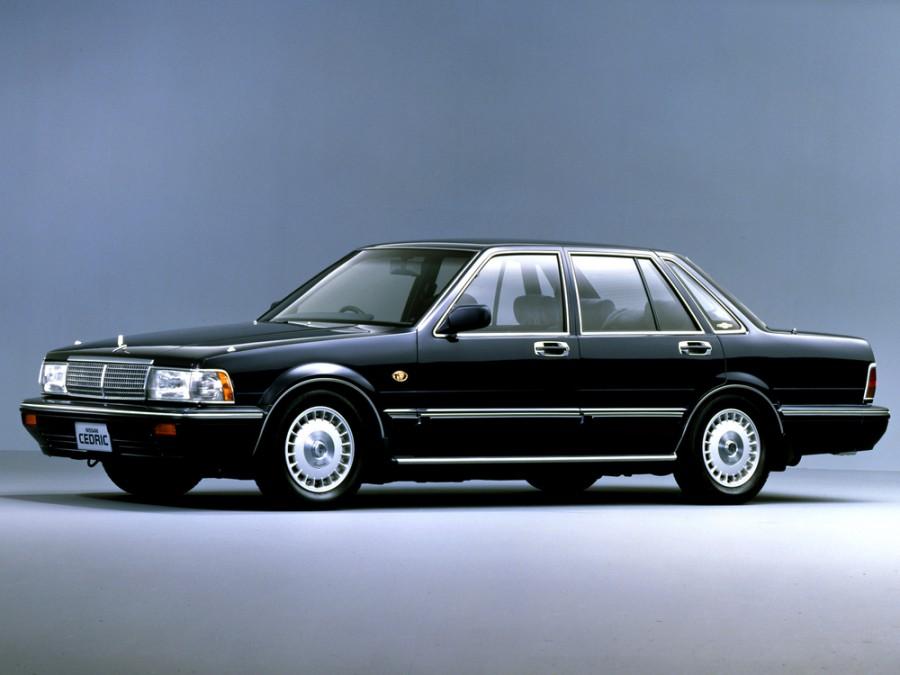 Nissan Cedric седан, 1987–2002, Y31 - отзывы, фото и характеристики на Car.ru