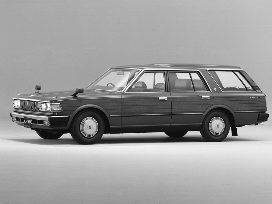 Nissan Cedric универсал, 1979–1981, 430 - отзывы, фото и характеристики на Car.ru