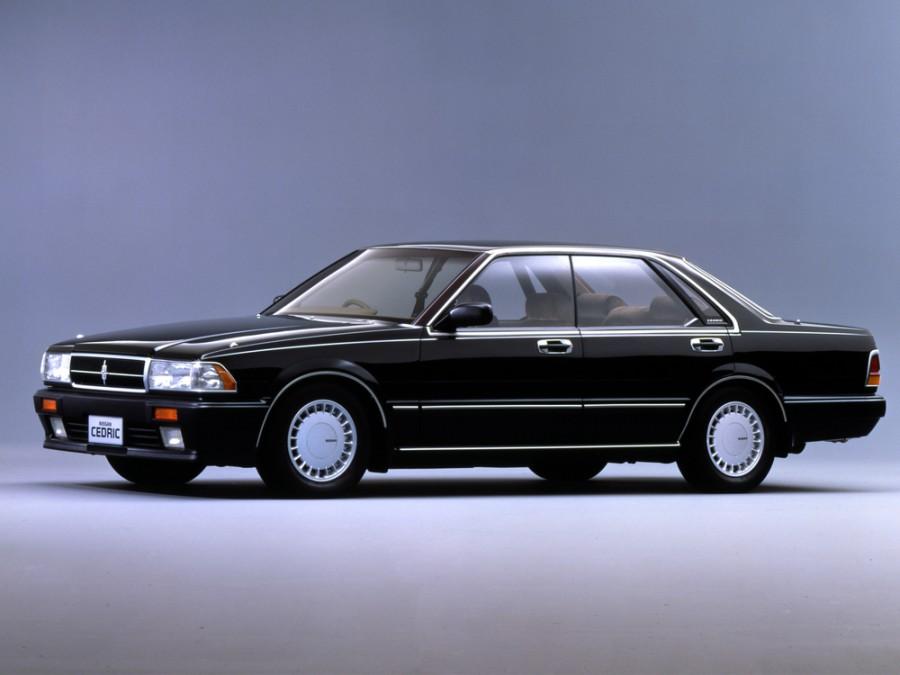 Nissan Cedric Gran Tourismo хардтоп 4-дв., 1987–2002, Y31 - отзывы, фото и характеристики на Car.ru