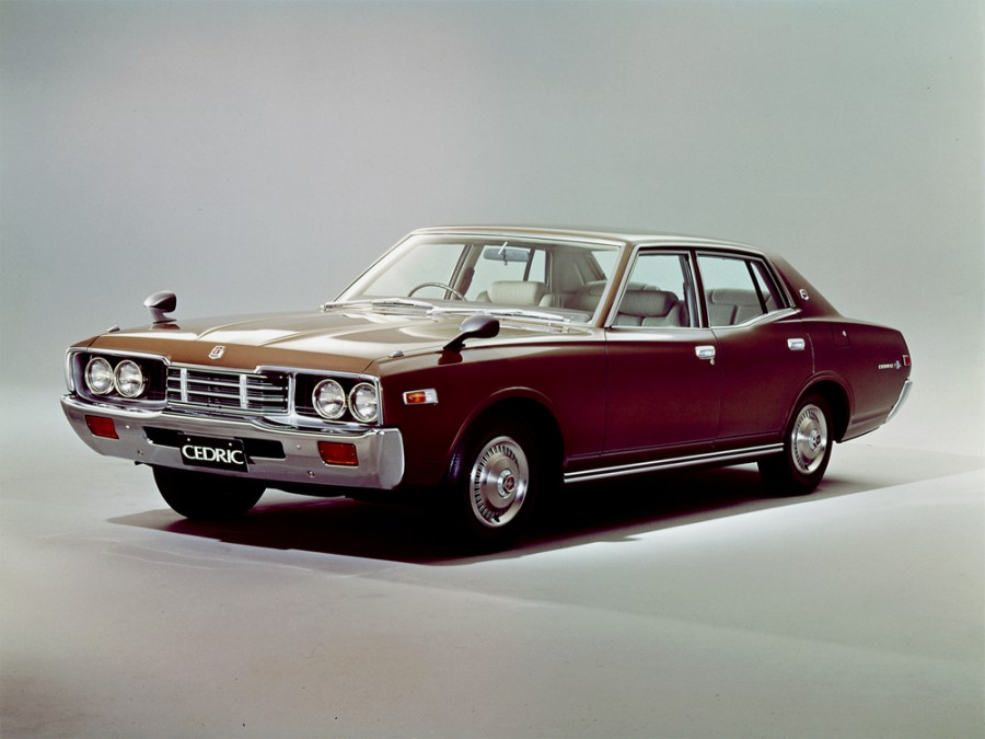 Nissan Cedric седан, 1975–1979, 330 - отзывы, фото и характеристики на Car.ru
