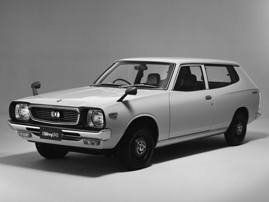 Nissan Cherry универсал, 1974–1978, F10 - отзывы, фото и характеристики на Car.ru
