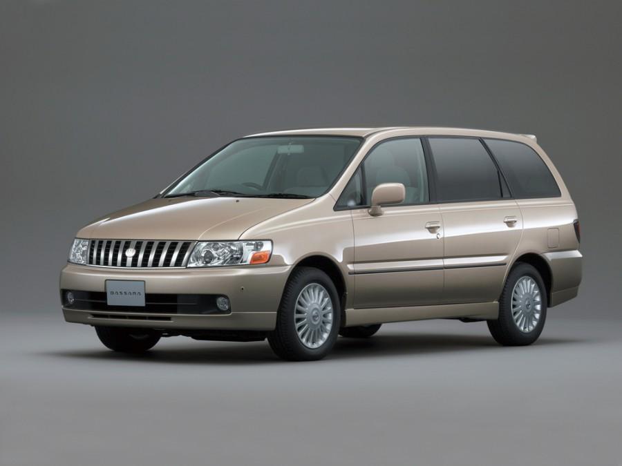 Nissan Bassara минивэн, 1999–2003, JU30 - отзывы, фото и характеристики на Car.ru