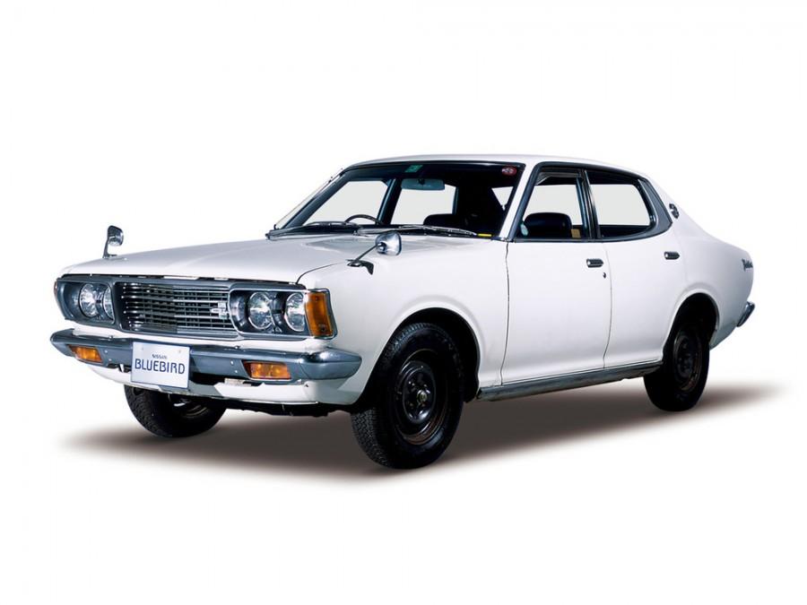 Nissan Bluebird седан, 1973–1976, 610 [рестайлинг] - отзывы, фото и характеристики на Car.ru