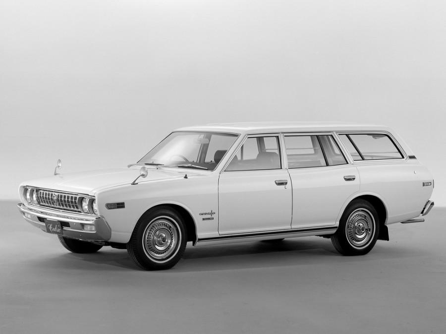 Nissan Cedric универсал, 1971–1975, 230 - отзывы, фото и характеристики на Car.ru