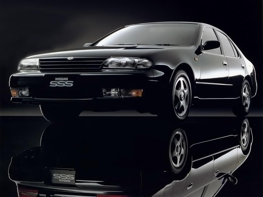 Nissan Bluebird седан, 1991–1997, U13 - отзывы, фото и характеристики на Car.ru