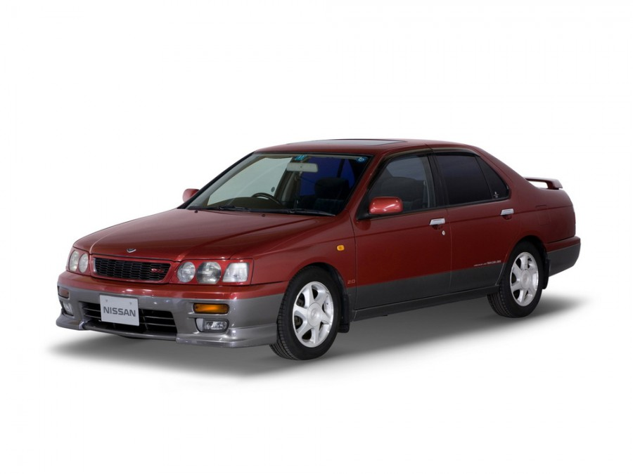 Nissan Bluebird седан, 1996–2001, U14 - отзывы, фото и характеристики на Car.ru