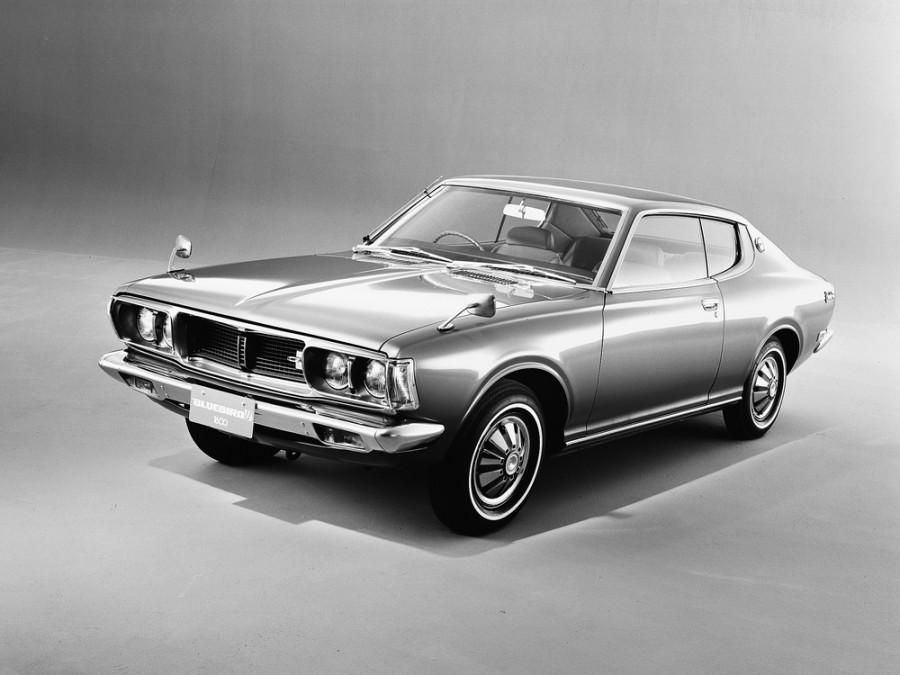 Nissan Bluebird хардтоп 2-дв., 1973–1976, 610 [рестайлинг] - отзывы, фото и характеристики на Car.ru