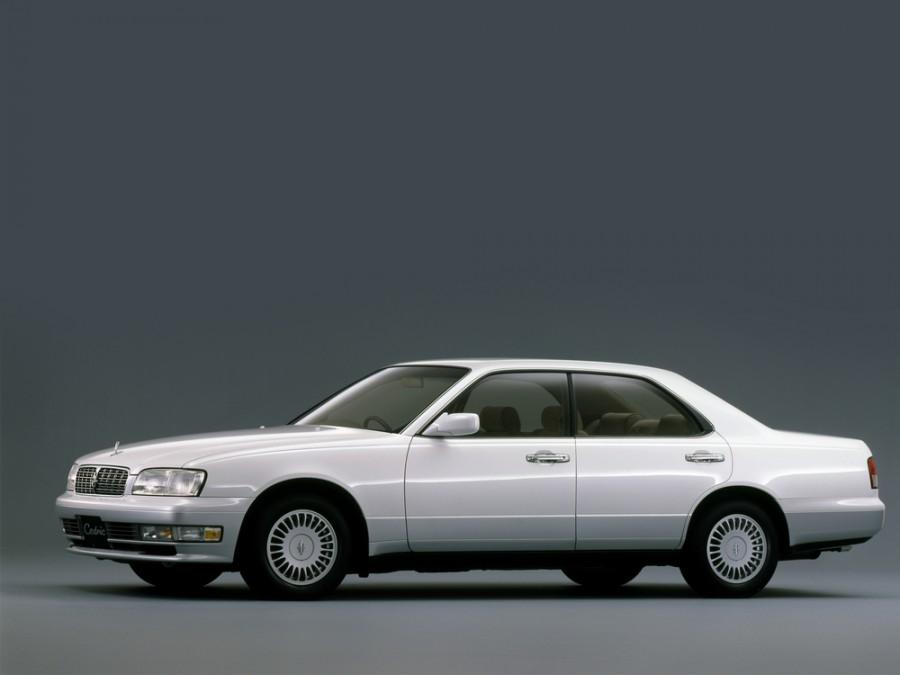 Nissan Cedric седан, 1995–1999, Y33 - отзывы, фото и характеристики на Car.ru