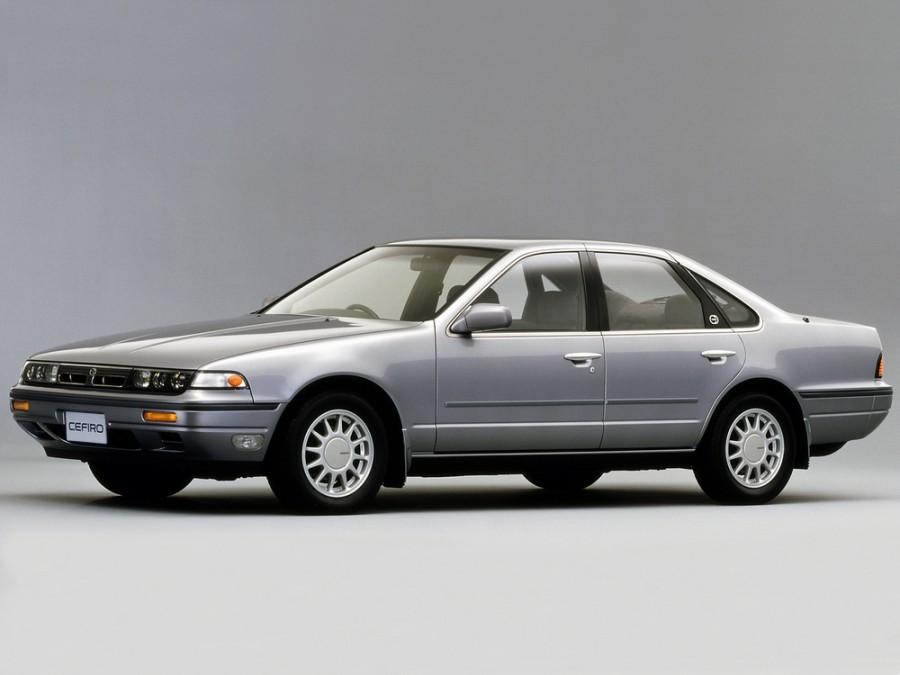 Nissan Cefiro седан, 1988–1994, A31 - отзывы, фото и характеристики на Car.ru