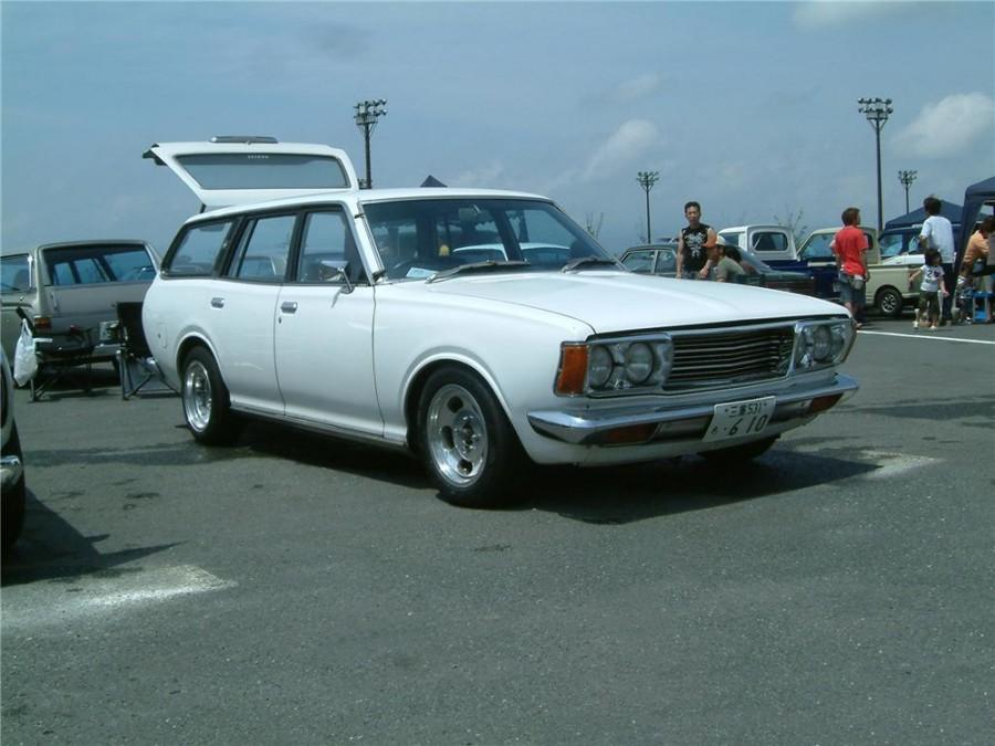 Nissan Bluebird универсал, 1973–1976, 610 [рестайлинг] - отзывы, фото и характеристики на Car.ru