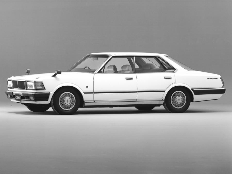 Nissan Cedric хардтоп, 1979–1981, 430 - отзывы, фото и характеристики на Car.ru