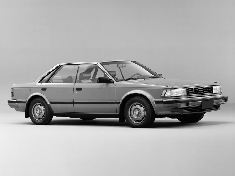 Nissan Bluebird хардтоп, 1983–1991, U11 - отзывы, фото и характеристики на Car.ru