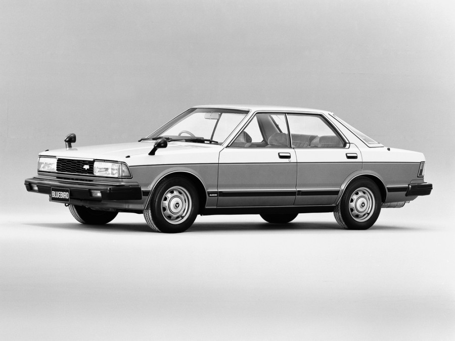 Nissan Bluebird хардтоп, 1979–1993, 910 - отзывы, фото и характеристики на Car.ru