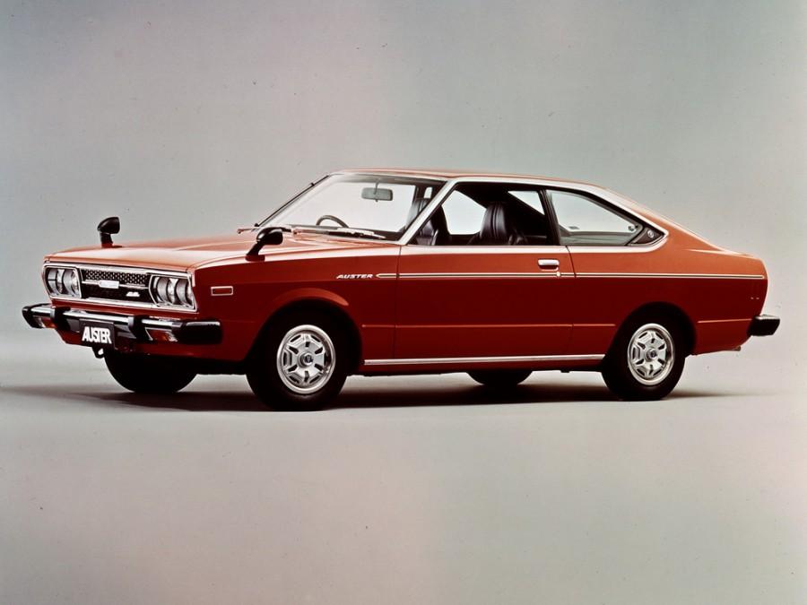 Nissan Auster лифтбэк, A10 - отзывы, фото и характеристики на Car.ru