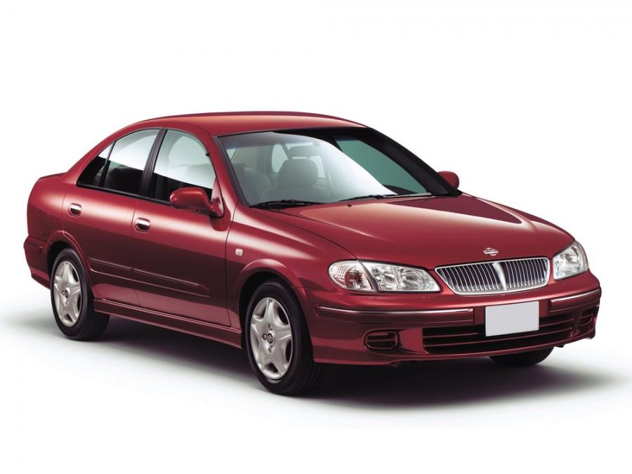 Nissan Bluebird седан, 2000–2006, G10 - отзывы, фото и характеристики на Car.ru