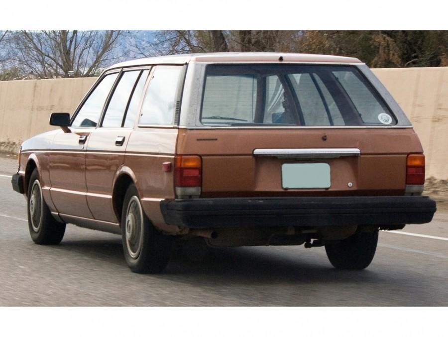 Nissan Bluebird универсал, 1978–1979, 810 [рестайлинг] - отзывы, фото и характеристики на Car.ru