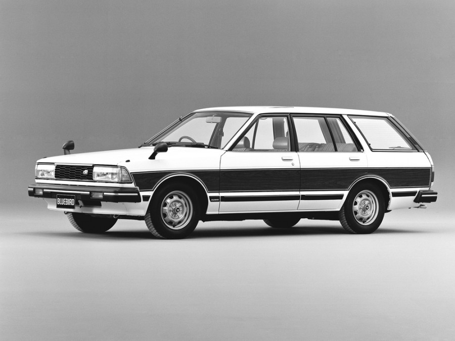 Nissan Bluebird универсал, 1979–1993, 910 - отзывы, фото и характеристики на Car.ru