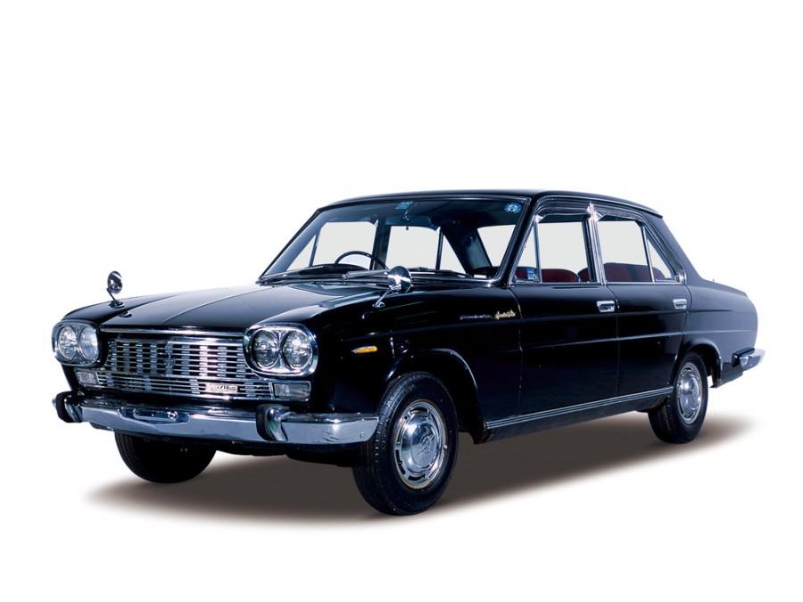 Nissan Cedric Special Mark II седан 4-дв., 1962–1971, 31 [рестайлинг] - отзывы, фото и характеристики на Car.ru