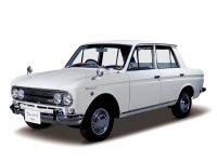 Nissan Bluebird, 411 [рестайлинг], Седан 4-дв., 1964–1967