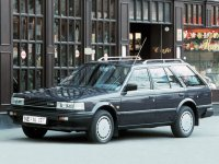 Nissan Bluebird, U11, Универсал, 1983–1991