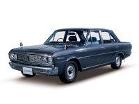 Nissan Cedric, 31 [рестайлинг], Special mark iii седан 4-дв., 1962–1971