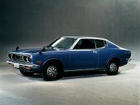 Nissan Bluebird, 610, Хардтоп, 1971–1973