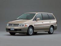 Nissan Bassara, JU30, Минивэн, 1999–2003