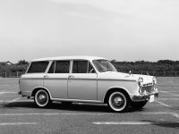 Nissan Bluebird, 312 [рестайлинг], Универсал, 1960–1963