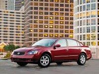 Nissan Altima, L31 [рестайлинг], Седан 4-дв., 2005–2006