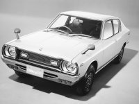 Nissan Cherry, F10, Седан, 1974–1978