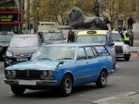 Nissan Bluebird, 810, Универсал, 1976–1978