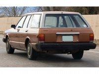 Nissan Bluebird, 810 [рестайлинг], Универсал, 1978–1979
