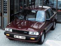 Nissan Bluebird, U11, Седан, 1983–1991