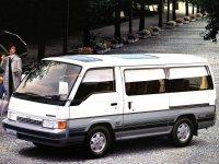 Nissan Caravan, E24, Микроавтобус, 1986–2001