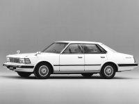 Nissan Cedric, 430 [рестайлинг], Хардтоп, 1981–1983