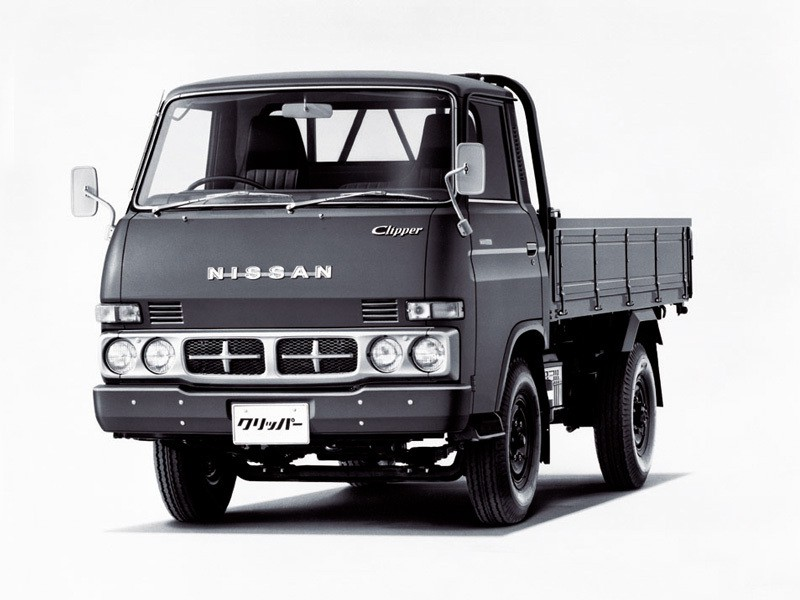 Nissan Clipper борт, C340 - отзывы, фото и характеристики на Car.ru